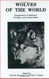Wolves of the World : Perspectives of Behavior, Ecology, and Conservation, Harrington, Fred H., 0815509057