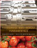 Foodservice Management Fundamentals, Reynolds, Dennis, 0470409061