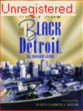 Who's Who in Black Detroit : The Inaugural Edition, Martin, C. Sunny, 1933879068