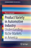 Product Variety in Automotive Industry, Marco Guerzoni, 3319019066
