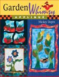 Garden Whimsy Applique, Mickey Depre, 1574329065