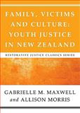 Family, Victims and Culture, Gabrielle M. Maxwell, 1608999068