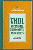 VHDL : Techniques, Experiments and Caveats, Pick, Joseph R., 0070499063