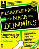 FileMaker Pro 3 for Macs for Dummies, Mareman, Tom, 1568849060