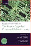 Serious Organised Crime and Police Act 2005, Owen, Tim and Tomlinson, Hugh, 0199289069