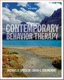 Contemporary Behavior Therapy, Spiegler, Michael D. and Guevremont, David C., 049550906X