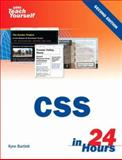 Sams Teach Yourself CSS in 24 Hours, Bartlett, Kynn, 0672329069