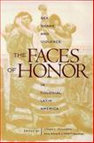 The Faces of Honor 9780826319067