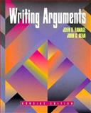 Writing Arguments 1st Edition