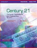 Century 21 Computer Applications and Keyboarding, Hoggatt, Jack P. and Shank, Jon A., 0538449063