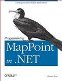 Programming MapPoint in .NET, Thota, Chandu, 0596009062