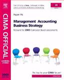 Management Accounting Business Strategy, Botten, Neil, 0750689064