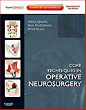 Core Techniques in Operative Neurosurgery, Jandial, Rahul and McCormick, Paul, 1437709079