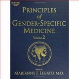 Principles of Gender-Specific Medicine, Marrianne J. Legato and John P. Bilezikian, 0124409075