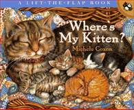 Where's My Kitten?, Michele Coxon, 0140559078