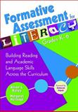 Formative Assessment for Literacy, Grades K-6 : Building Reading and Academic Language Skills Across the Curriculum, Norma Silva, 1412949076