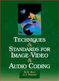 Techniques and Standards for Image, Video, and Audio Coding, Rao, K. R. and Hwang, J. J., 0133099075