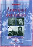 American Journalists 9780195099072