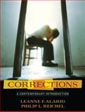 Corrections : A Contemporary Introduction, Reichel, Philip L. and Alarid, Leanne F., 0205439071