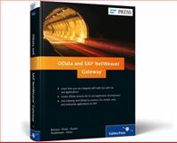 OData and SAP NetWeaver Gateway, Bönnen, Carsten and Drees, Volker, 1592299075