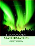 Fundamental Mathematics, Bittinger, Marvin L., 0321319079