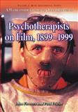 Psychotherapists on Film, 1899-1999 9780786419074