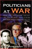 Politicians at War, Henry Buckton, 0850529077