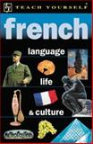 Teach Yourself French Language, Life, and Culture, Dixie, Celia, 0658009079