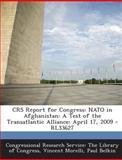 Crs Report for Congress, Vincent Morelli, 1293249076