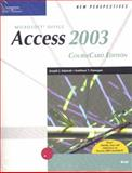 New Perspectives on Microsoft Office Access 2003, CourseCard Edition, Adamski, Joseph J. and Finnegan, Kathy T., 1418839078