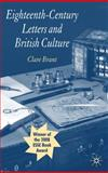Eighteenth-Century Letters and British Culture, Brant, Clare, 0230249086