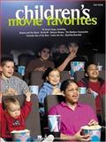 Children's Movie Favorites, , 0634029088