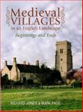 Medieval Villages in an English Landscape, Jones, Richard and Page, Mark, 1905119089