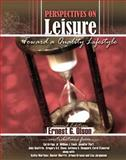 Perspectives on Leisure : Toward a Quality Lifestyle, Olson, Ernest G., 075754908X
