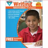 Everyday Writing Intervention Activities Grade K, Goodridge, Catherine, 1607199084
