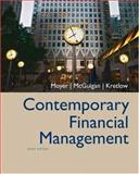 Contemporary Financial Management, McGuigan, James R. and Moyer, R. Charles, 0324289081