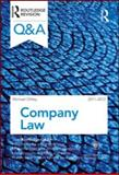 Q and A Company Law 2011-2012, Ottley, Mike, 0415599083
