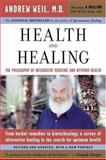 Health and Healing, Andrew T. Weil, 0618479082