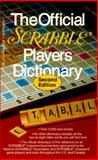 The Official Scrabble Players Dictionary, Merriam-Webster, 0877799083