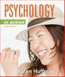 Psychology in Action, Huffman, Karen, 1118019083