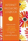Internet Password Logbook, Cool Springs Press and Billie Brownell, 1591869080