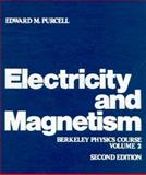 Electricity and Magnetism, Purcell, E. M. and Berkeley Physics Laboratory Staff, 0070049084