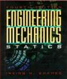 Engineering Mechanics : Statics, Shames, Irving H., 013356908X