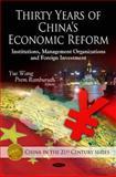 Thirty Years of China's Economic Reform 9781608769087