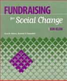 Fundraising for Social Change, Klein, Kim, 1890759082
