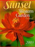Western Garden Annual 2003, Sunset, 0376039086