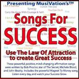 Musivation's Songs for Success, Bob Proctor and John Beatty, 1890679089