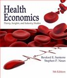 Health Economics (Book Only), Santerre, Rexford E. and Neun, Stephen P., 0324789084