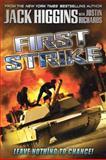 First Strike, Jack Higgins and Justin Richards, 0142419095