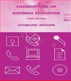 Foundations of Distance Education, Keegan, Desmond J., 0415139090